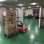 凸版印刷とZMP、NEDOの実証実験に無人物流支援ロボットを提供