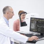 キヤノン、眼底三次元画像から血管形態を描出する光干渉断層計を発売開始