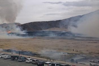 熊本県とNECなど、阿蘇火山博物館で阿蘇ジオパークのVR体験サービスを開始
