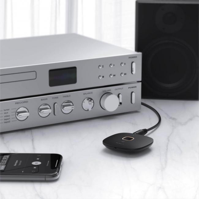 AUKEY、ワイヤレス非対応機器を無線化させる「AUKEY BR-C16」を発売へ