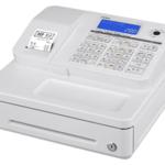 カシオ計算機、QRコード決済サービス対応端末と連動できる電子レジスターを発売