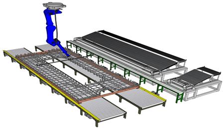 三井住友建設、鉄筋組立自動化システムの開発に着手