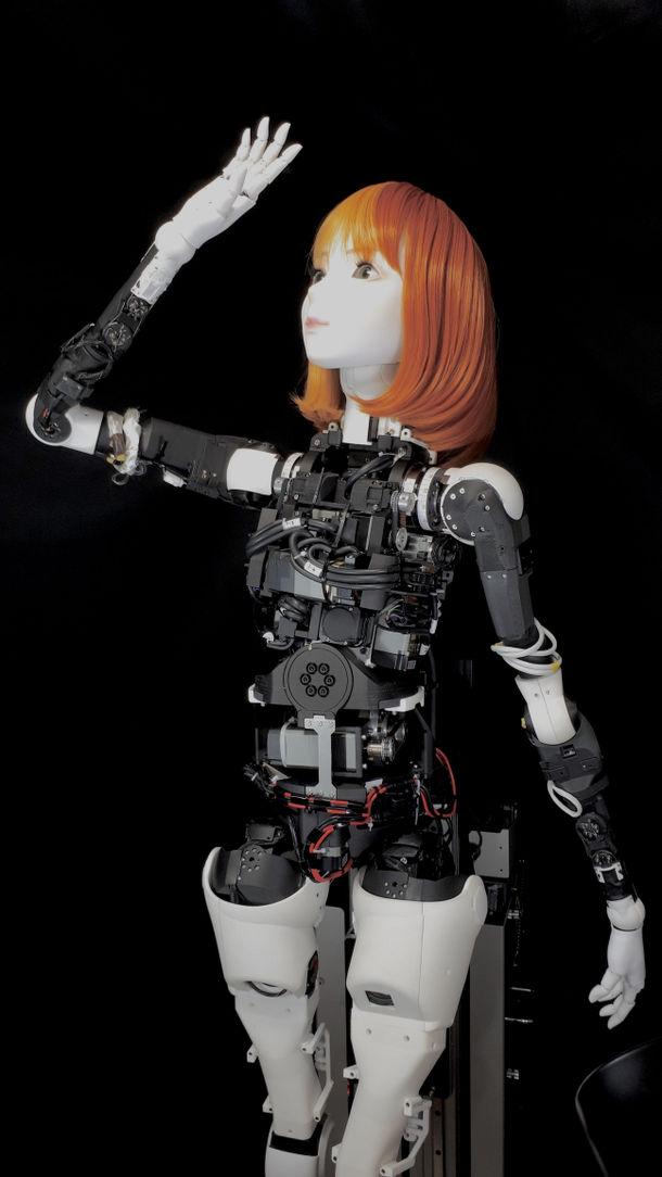 アイドルロボットマネキン「高坂ここな」吉祥寺でイベントデビュー