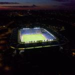 デンマークサッカースタジアム初 顔認証システム導入