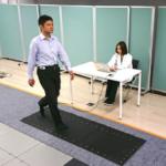 花王など、歩行時の足圧を測定・データ解析する技術「足圧総合評価システム」を開発