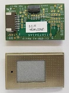テクノグローバル社ガラス指紋センサーの大規模量産化へ
