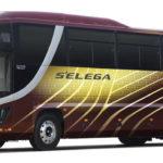 日野自動車 世界初となる先進安全装備 商用バス発売へ