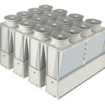 三菱電機が大型空冷式ヒートポンプチラー新製品を発売
