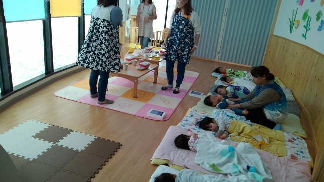 埼玉県 官民連携で「スマート保育園」モデル実証実験実施