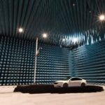 パナソニックが大型電波暗室を構築