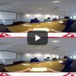 エドガ、VRプラットフォーム「VUUUN」ローンチ VRオフィス見学ツアー提供開始