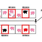 AI技術を養豚に ベンチャー企業・三菱ケミカル・宮崎大共同研究