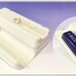 大塚包装、紙パウダーが主原料のシートを使用した化粧品用深絞りトレイを開発