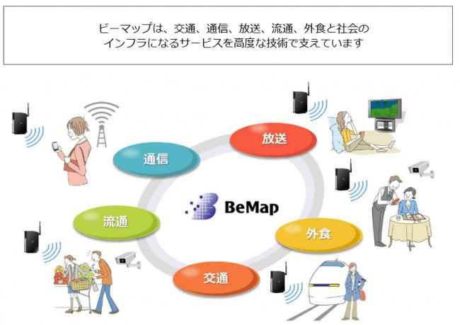 ビーマップが「デジラボ」設置 最新無線技術の検証環境整備