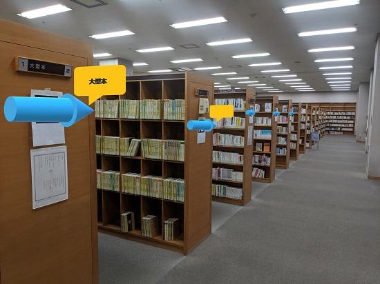 AR(拡張現実)技術を用いた図書館ナビゲーションシステムの実証実験を開始
