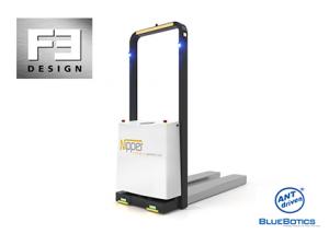 アルテック、「自律走行フォーク型搬送ロボット」の販売を開始
