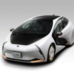 JOLEDとデンソー共同開発の有機ELディスプレイ、トヨタのコンセプトカーに搭載