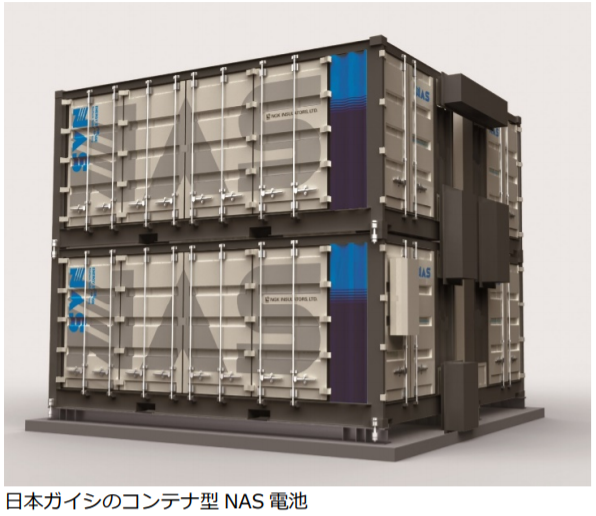 日本ガイシとBASF、次世代ナトリウム硫黄電池の共同研究契約を締結