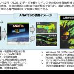 JAXA、衛星によるインフラ変位監視ツール「ANATIS」の契約開始