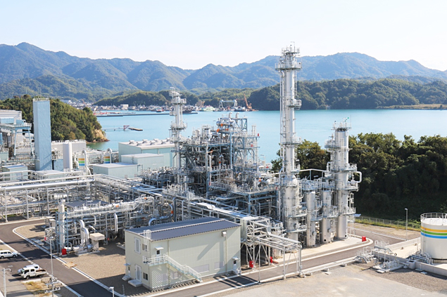 CO2分離・回収型酸素吹石炭ガス化複合発電の実証試験を開始