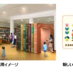 ウォークスルー型図書館システムを構築