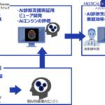 脳MRI画像診断領域でのAI画像診断技術の商用利用を目指した実証実験を開始