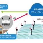 IIJ、農業経営体向け水田水管理IoTシステムの販売を開始