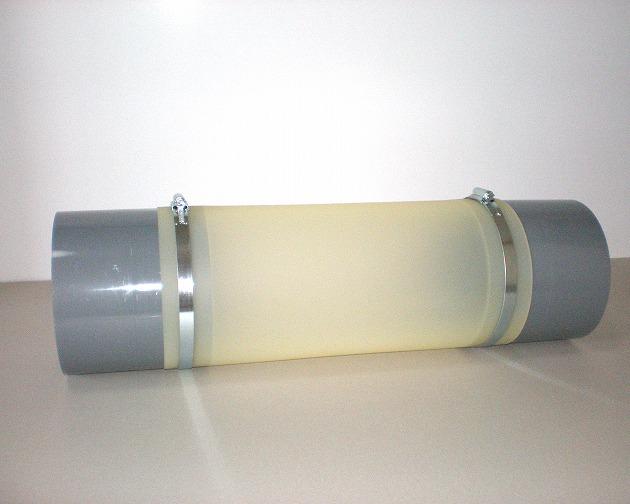 粉体工程で耐摩耗性に優れたシンプルで安価、国内外でオンリーワンの画期的ジョイント!