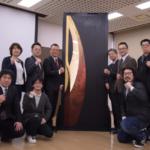 富山県の伝統産業とのコラボ企画で非住宅市場向け「コンセプトモデル」ドアが完成