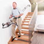階段昇降を安全にサポートする階段補助手すり「AssiStep」を販売開始