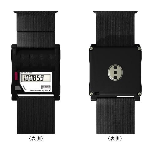 作業員の安全・見守りを遠隔で行う腕時計型バイタルセンサの新型モデルを発売