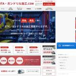 【BTA・ガンドリル加工.COM】月次アクセス3000件突破記念