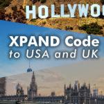 リアルとネットのリンク「XPANDコード」が米国・英国へ! 全米最大級のスタートアップイベント「TechDay」に参加!